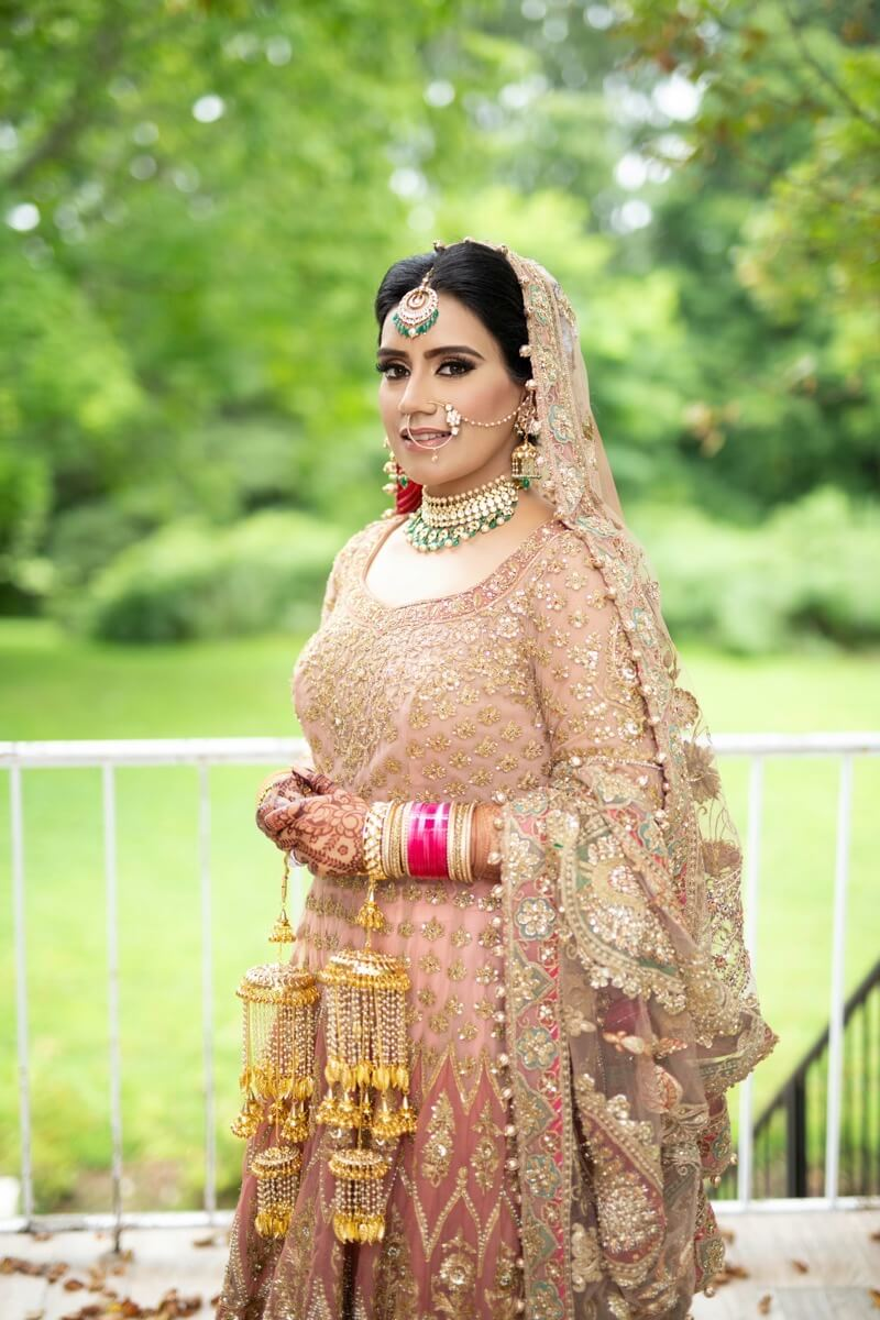 SV Bridal Concepts - Vera, A great canvas + Art = to a beautiful master piece