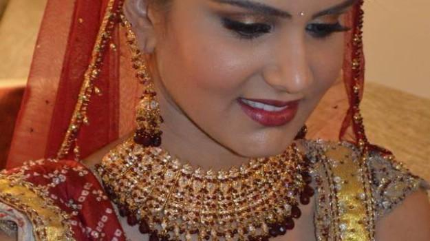 SV Bridal Concepts - Beautiful bride Ami