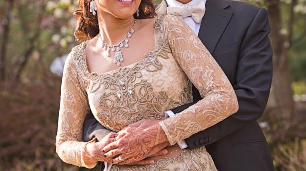 SV Bridal Concepts - Ami & Rahul's Wedding/Reception